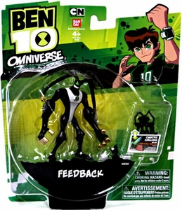 Ben 10 Omniverse 4 Inch Action Figure Feedback