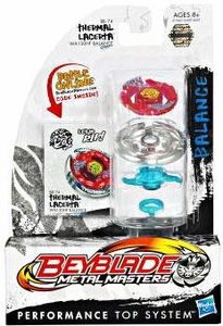 Beyblades Metal Masters Balance Battle Top #BB74 Thermal Lacerta BLOWOUT SALE!