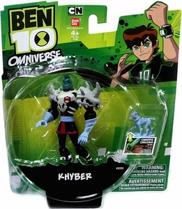 Ben 10 Omniverse 4 Inch Action Figure Khyber