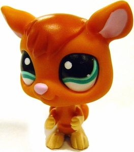Littlest Pet Shop LOOSE Around the World Figure #1111 Kangaroo