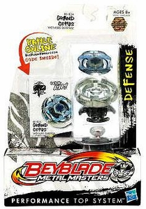 Beyblades Metal Masters Defense Battle Top #BB82A Grand Cetus