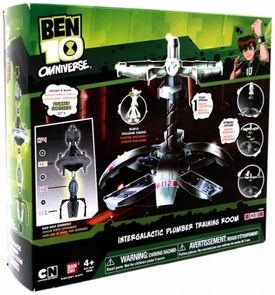 Ben 10 Omniverse Playset Intergalactic Plumber Training Room BLOWOUT SALE!