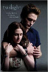 Twilight Movie Poster Lion and The Lamb