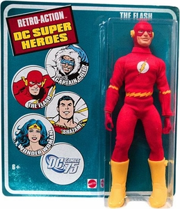 DC Universe World's Greatest Super Heroes Retro Series 3 Action Figure The Flash