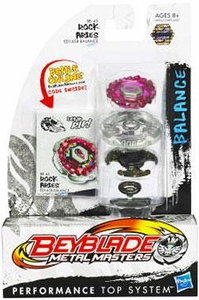 Beyblades Metal Masters Balance Battle Top #BB45 Rock Aries