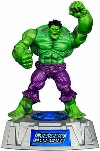 Marvel Universe Exclusive Comic Series Figure With Light Up Base Hulk