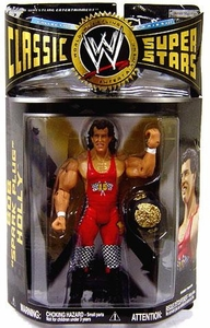 WWE Wrestling Classic Superstars Series 22 Action Figure Bob Holly [Classic Attire]