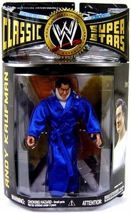 WWE Wrestling Classic Superstars Series 22 Action Figure Andy Kaufman
