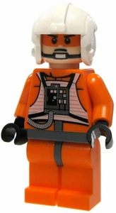 LEGO Star Wars LOOSE Clone Wars Mini Figure Rebel Pilot