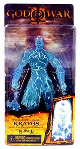 NECA God of War 2 Video Game Magic of the Gods Action Figure Poseidon's Rage Kratos [Blades of Athena]