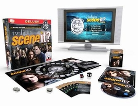 Twilight Deluxe Edition Scene It? DVD Game