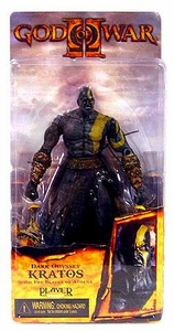 NECA God of War 2 Video Game Magic of the Gods Action Figure Dark Odyssey Kratos [Blades of Athena]
