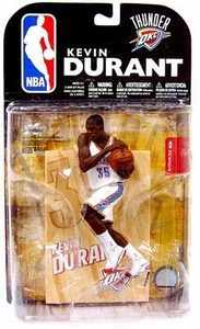 McFarlane Toys NBA Sports Picks Series 16 [2009 Wave 1] Action Figure Kevin Durant (Oklahoma City Thunder)