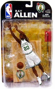 McFarlane Toys NBA Sports Picks Series 16 [2009 Wave 1] Action Figure Ray Allen (Boston Celtics)