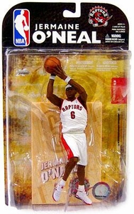 McFarlane Toys NBA Sports Picks Series 16 [2009 Wave 1] Action Figure Jermaine O'Neal (Toronto Raptors)