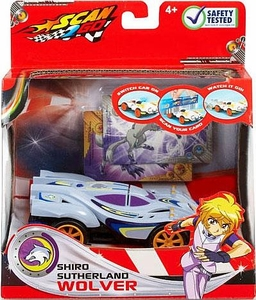 Scan 2 Go Car Single Pack Wolver
