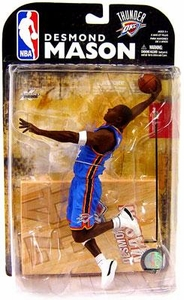 McFarlane Toys NBA Sports Picks Series 16 [2009 Wave 1] Action Figure Desmond Mason (Oklahoma City Thunder)