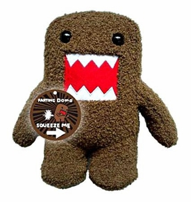 Domo 6.5 Inch Plush Figure Farting Domo