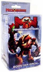 MechWarrior Annihilation Booster Pack