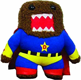 Domo 6.5 Inch Plush Figure Superhero Domo
