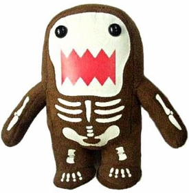 Domo 9 Inch Plush Figure Skeleton Domo