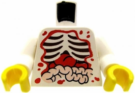 Citizen Brick LOOSE TORSO Eviscerated Torso / Zombie Food