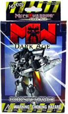 MechWarrior Dark Age Booster Pack