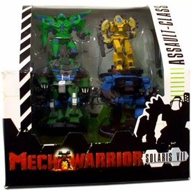 Wizkids Mechwarriors Solaris VII Action Pack Assault-Class