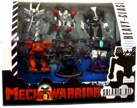 Wizkids Mechwarriors Solaris VII Action Pack Heavy-Class