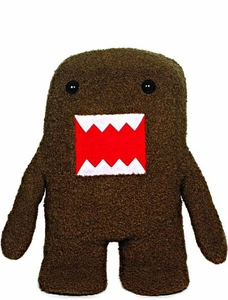 Domo 5 Inch Plush Figure Domo [Brown]