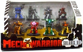Wizkids Mechwarriors Solaris VII Action Pack Light-Class