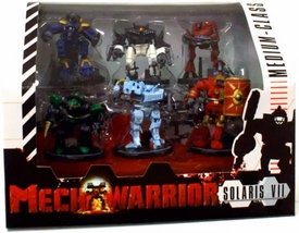 Wizkids Mechwarriors Solaris VII Action Pack Medium-Class