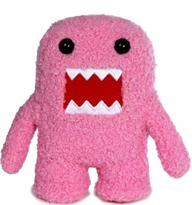 Domo 5 Inch MINI Plush Figure PINK Domo