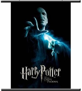 Harry Potter NECA Voldemort Wall Scroll