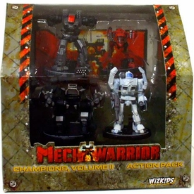 Wizkids Mechwarriors Champions Action Pack Vol 2