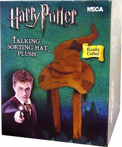 NECA Harry Potter Talking Plush Sorting Hat