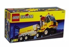 LEGO City Set #1252 Shell Tanker