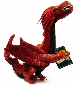 NECA Harry Potter Plush Chinese Fireball Dragon