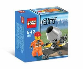 LEGO City Set #5610 Builder