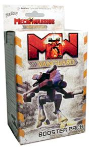 MechWarrior Vanguard Booster Pack