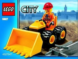 LEGO City Set #5627 Dozer