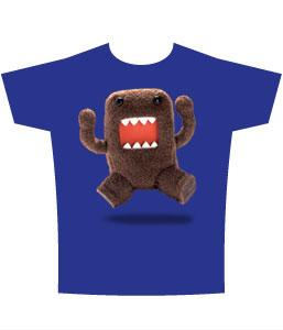 Domo Adult T-Shirt Domo Jumpin'