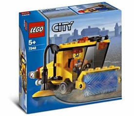 LEGO City Set #7242 Street Sweeper