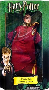 Harry Potter NECA 12 Inch Doll Harry in Quidditch Robes BLOWOUT SALE!