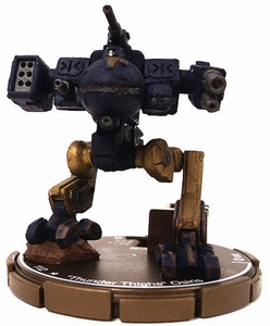 MechWarrior Limited Edition Single Figure