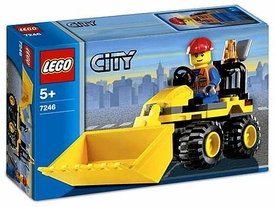 LEGO City Set #7246 Mini Digger