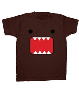Domo Adult T-Shirt Domo Face