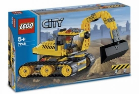 LEGO City Set #7248 Digger