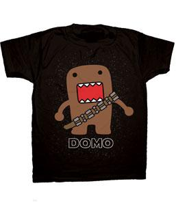 Domo Adult T-Shirt Domo Star
