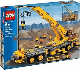 LEGO City Set #7249 XXL Mobile Crane